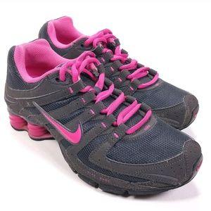 Nike Shox Cypher Sz 6 Sneakers Tennis Shoes 392868